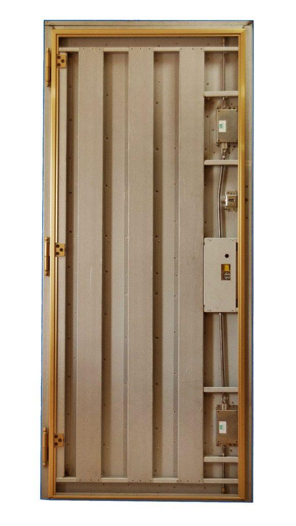 que es una puerta acorazada