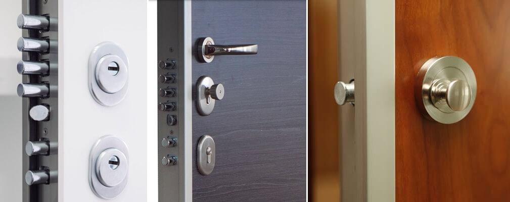 cambio de herrajes de puertas acorazadas