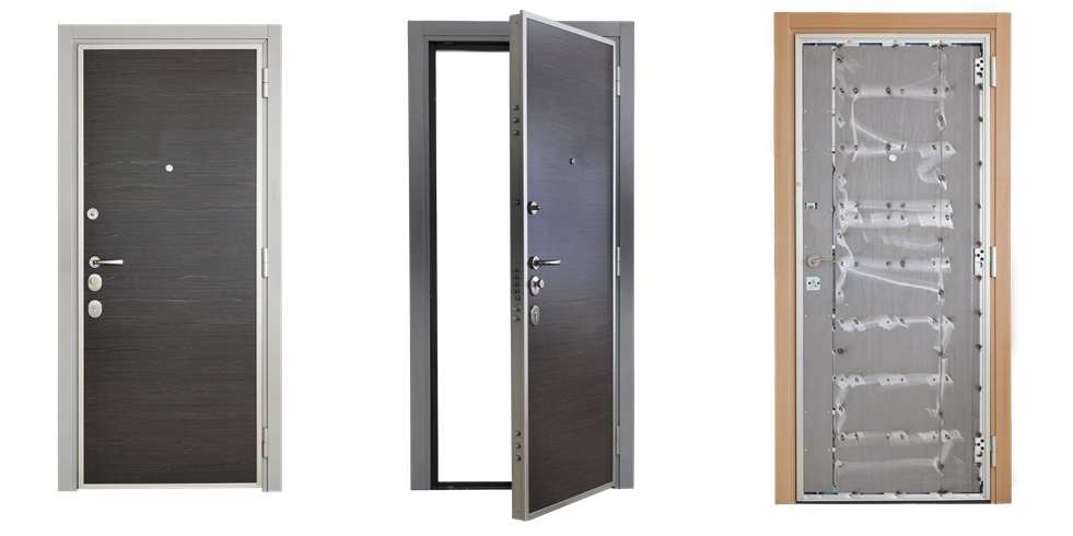 puertas acorazadas de alta seguridad