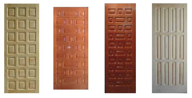 tableros especiales para puertas acorazadas