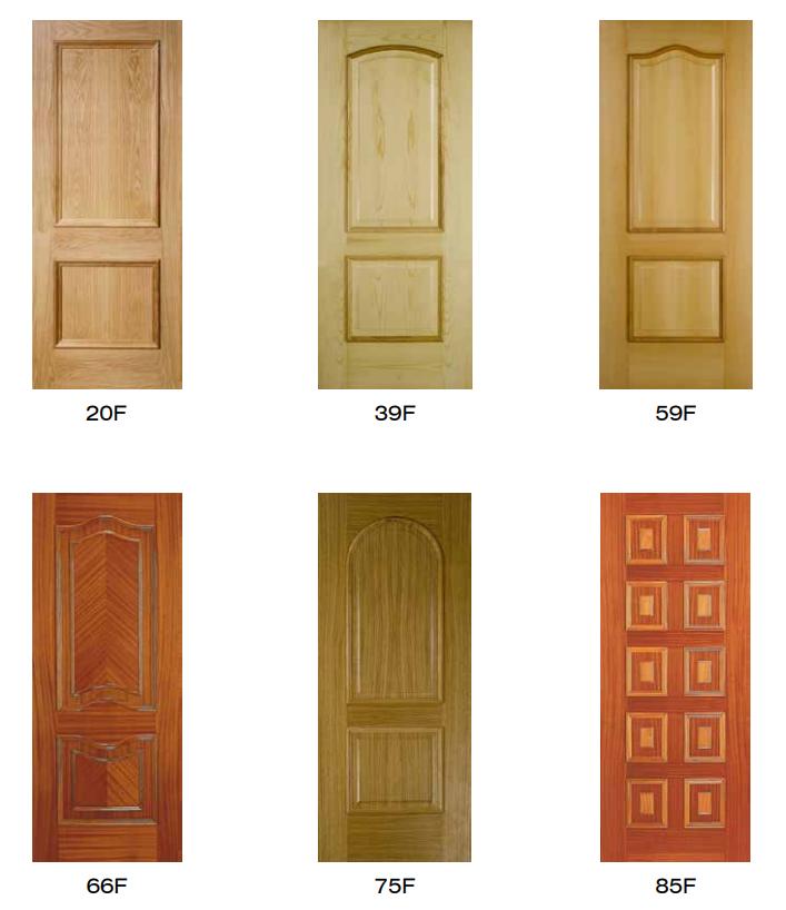 tableros fajeados para puertas acorazadas